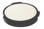 Centro de hule para dispensador para refrigerdora Frigidaire 241688501